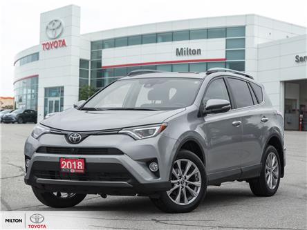 2018 Toyota RAV4 Limited (Stk: 756763A) in Milton - Image 1 of 25