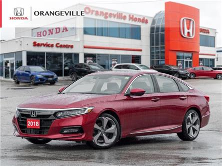 2018 Honda Accord Touring (Stk: C20050A) in Orangeville - Image 1 of 25