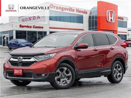 2017 Honda CR-V EX-L (Stk: V21081A) in Orangeville - Image 1 of 24