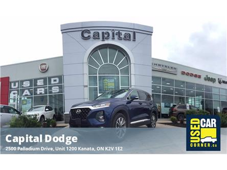 2019 Hyundai Santa Fe Preferred 2.4 (Stk: M00468A) in Kanata - Image 1 of 25