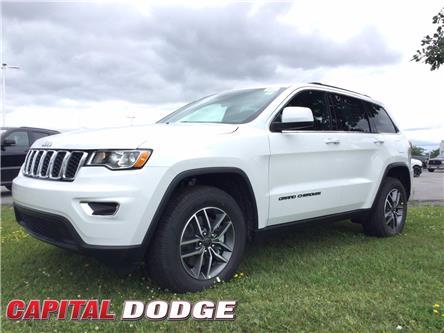 2021 Jeep Grand Cherokee Laredo (Stk: M00489) in Kanata - Image 1 of 27