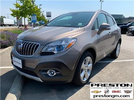 2015 Buick Encore Leather (Stk: X32812) in Langley City - Image 1 of 3