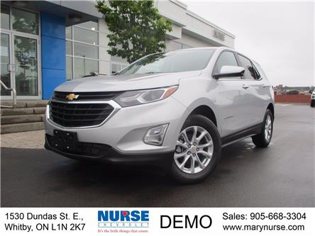 2021 Chevrolet Equinox LT (Stk: 21T075) in Whitby - Image 1 of 27