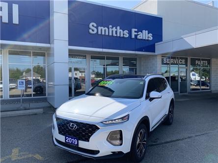 2019 Hyundai Santa Fe Ultimate 2.0 (Stk: 104911) in Smiths Falls - Image 1 of 7