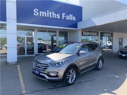 2017 Hyundai Santa Fe Sport 2.0T Limited (Stk: 104732) in Smiths Falls - Image 1 of 9