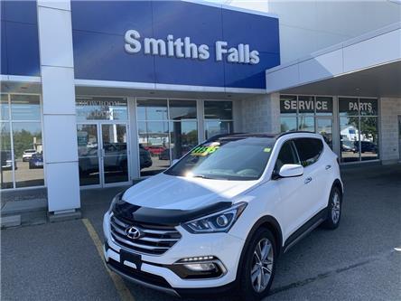 2017 Hyundai Santa Fe Sport 2.0T SE (Stk: 103961) in Smiths Falls - Image 1 of 9
