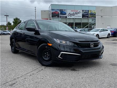 2020 Honda Civic LX (Stk: 202373K) in Richmond Hill - Image 1 of 20