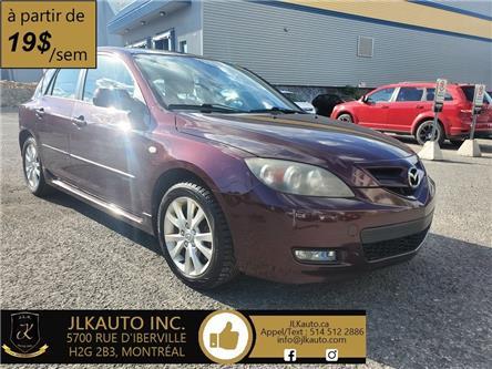 2007 Mazda Mazda3 Sport GT (Stk: K616) in Montréal - Image 1 of 12