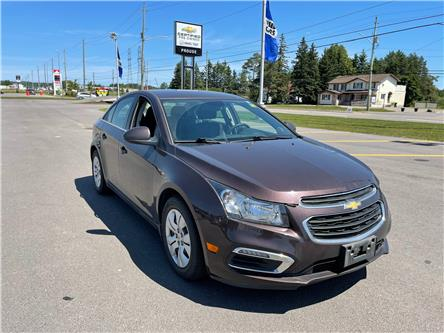 2015 Chevrolet Cruze 1LT (Stk: 11591-21A) in Sault Ste. Marie - Image 1 of 12