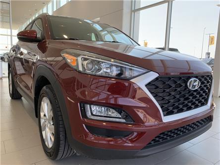 2020 Hyundai Tucson Preferred (Stk: F0421) in Saskatoon - Image 1 of 9