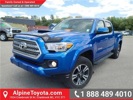 2017 Toyota Tacoma SR5 (Stk: S121135A) in Cranbrook - Image 1 of 25