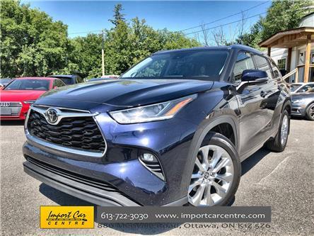 2020 Toyota Highlander Limited (Stk: 003131) in Ottawa - Image 1 of 27