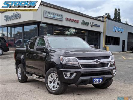 2016 Chevrolet Colorado LT (Stk: 36790) in Waterloo - Image 1 of 27