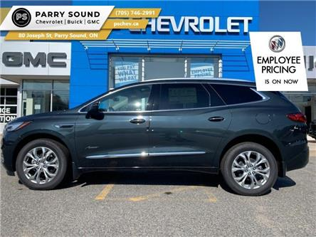 2021 Buick Enclave Avenir (Stk: 21-187) in Parry Sound - Image 1 of 23