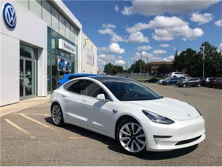 2020 Tesla Model 3 Standard Range (Stk: 2445E) in Toronto - Image 1 of 16