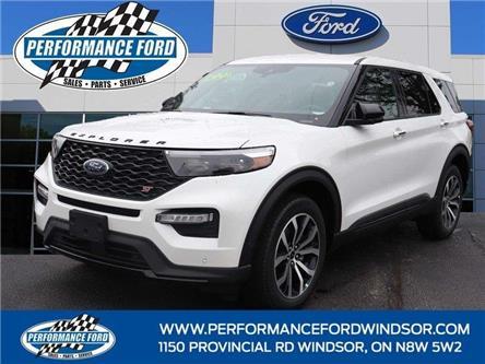 2021 Ford Explorer ST (Stk: EX73603) in Windsor - Image 1 of 16