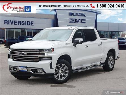 2021 Chevrolet Silverado 1500 High Country (Stk: Z21070A) in Prescott - Image 1 of 26