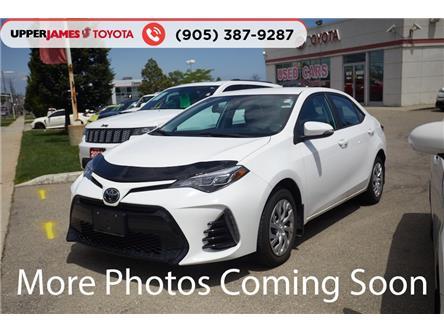 2019 Toyota Corolla SE (Stk: 71714) in Hamilton - Image 1 of 6