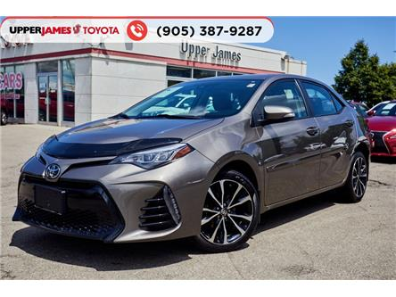 2018 Toyota Corolla SE (Stk: 66662) in Hamilton - Image 1 of 24