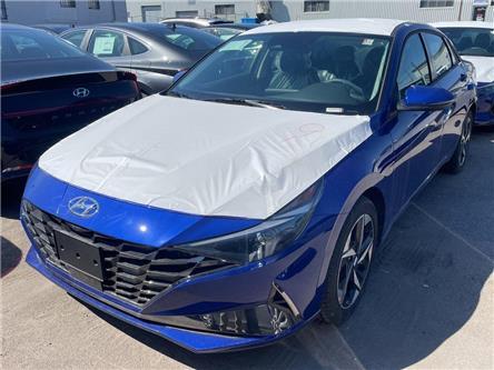 2021 Hyundai Elantra Ultimate (Stk: 30873) in Scarborough - Image 1 of 5