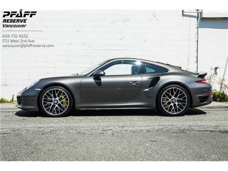 2014 Porsche 911 Turbo S (Stk: VU0632) in Vancouver - Image 1 of 17