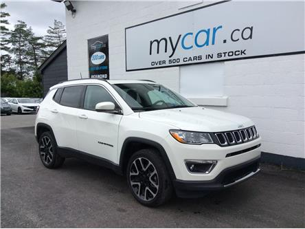 2020 Jeep Compass Limited (Stk: 210614) in North Bay - Image 1 of 23