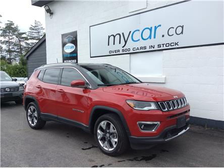 2020 Jeep Compass Limited (Stk: 210600) in Kingston - Image 1 of 21