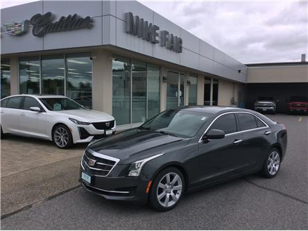 2015 Cadillac ATS 2.5L (Stk: 20216C) in Smiths Falls - Image 1 of 16