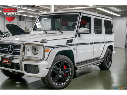 2016 Mercedes-Benz G-Class Base (Stk: ) in Oakville - Image 1 of 37