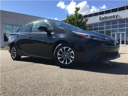2020 Toyota Prius Technology (Stk: 35025) in Edmonton - Image 1 of 38