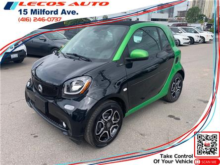 2018 Smart fortwo electric drive Passion (Stk: 272122) in Toronto - Image 1 of 6