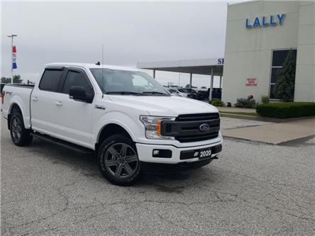 2020 Ford F-150 XLT (Stk: S6963A) in Leamington - Image 1 of 28