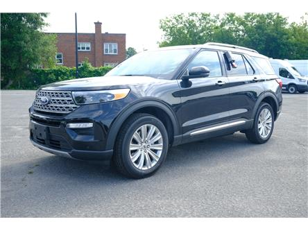 2021 Ford Explorer Limited (Stk: 2104060) in Ottawa - Image 1 of 18