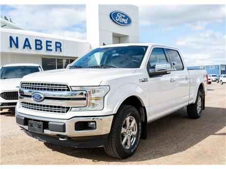 2019 Ford F-150 Lariat (Stk: U58869) in Shellbrook - Image 1 of 20