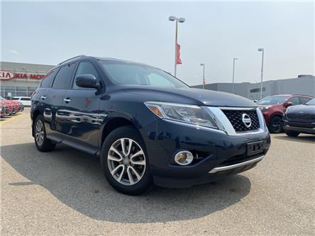 2016 Nissan Pathfinder SL (Stk: P4956) in Saskatoon - Image 1 of 18