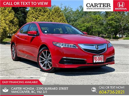2017 Acura TLX Base (Stk: B07510) in Vancouver - Image 1 of 23