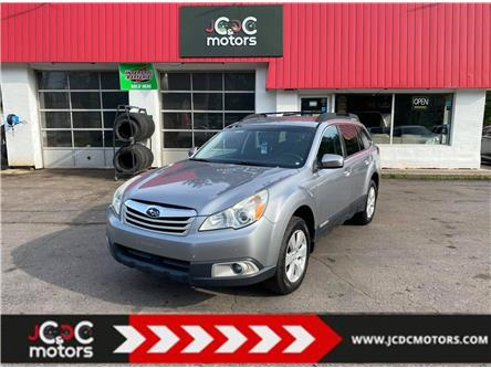 2011 Subaru Outback 2.5 i Convenience Package (Stk: ) in Cobourg - Image 1 of 20