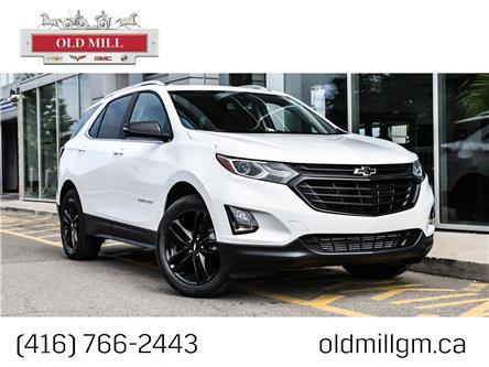 2021 Chevrolet Equinox LT (Stk: M6163455) in Toronto - Image 1 of 26