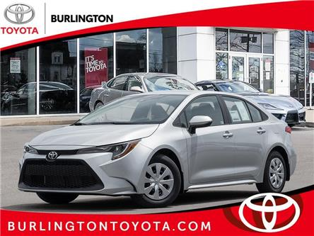 2021 Toyota Corolla LE (Stk: 212024) in Burlington - Image 1 of 23