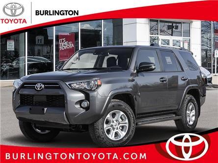 2021 Toyota 4Runner Base (Stk: 219026) in Burlington - Image 1 of 10