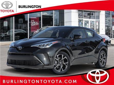 2021 Toyota C-HR  (Stk: 210024) in Burlington - Image 1 of 22