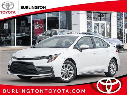 2021 Toyota Corolla SE (Stk: 212042) in Burlington - Image 1 of 23