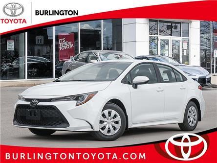 2021 Toyota Corolla LE (Stk: 212059) in Burlington - Image 1 of 23