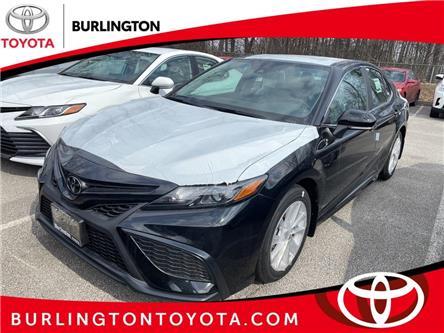 2021 Toyota Camry SE (Stk: 213004) in Burlington - Image 1 of 5