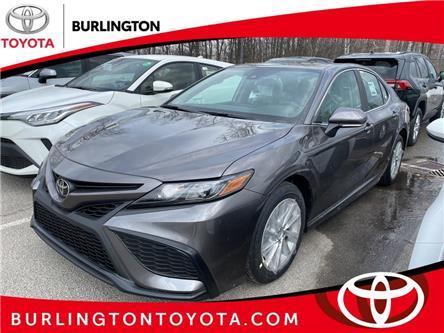 2021 Toyota Camry SE (Stk: 213009) in Burlington - Image 1 of 5