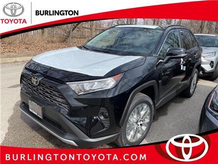 2021 Toyota RAV4 Limited (Stk: 218151) in Burlington - Image 1 of 5