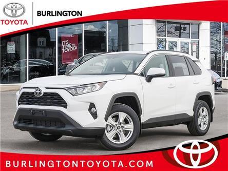 2021 Toyota RAV4 XLE (Stk: 218208) in Burlington - Image 1 of 23
