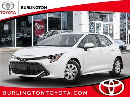 2021 Toyota Corolla Hatchback CVT (Stk: 212110) in Burlington - Image 1 of 23