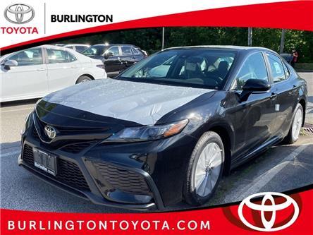 2021 Toyota Camry SE (Stk: 213023) in Burlington - Image 1 of 5