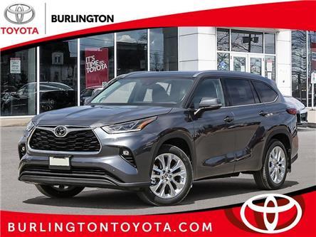 2021 Toyota Highlander Limited (Stk: 219077) in Burlington - Image 1 of 23